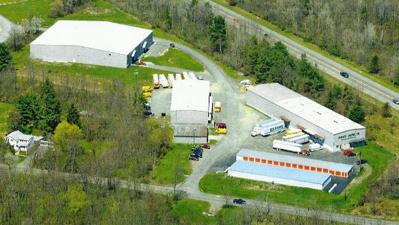Ithaca Storage Solutions, LLC